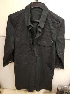 Mango Long Shirt 長恤衫