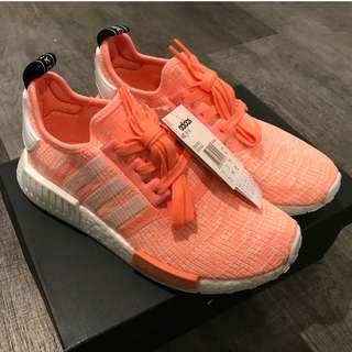 (US7.5/UK6) Adidas NMD R1 Women's SUN GLOW