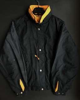 Vintage Black Harrington Jacket
