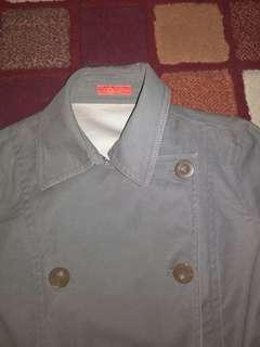 Jaket coat abu army