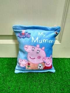🚚 粉紅豬絨布糖果包