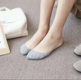 Ladies Slingback Invisible Socks for Heels 👠