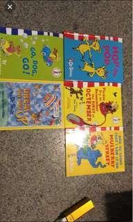 Dr Seuss's  Storybook