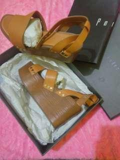Wedges pedro camel