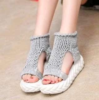 Women Sandals Gladiator Footwear Heeled
