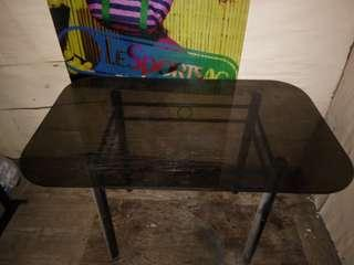 Preloved Glass Dining Table