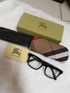 Used burberry squard prescription eyeglass
