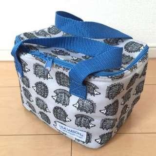 🚚 【全新 現貨馬上出】雜誌附錄 日雜附錄 日本 LISA LARSON 保溫袋 刺蝟 保鮮袋 提袋