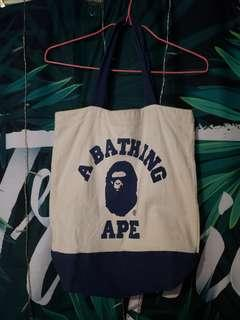 Bathing Ape Tote Bag