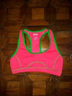 Yogo Athletics Pink Sports Bra