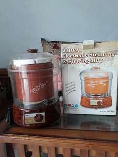 Electronic Steaming & Stewing Mug