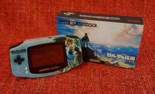Game Boy advance GBA 塞爾達傳說 曠野之息 Nintendo switch  ns  任天堂 DIY 高亮