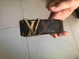 LV Inspired Belt
