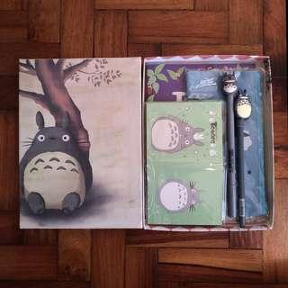My Neighbor Totoro Stationery Gift Set