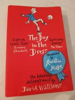 The Boy in the Dress  byDavid Walliams