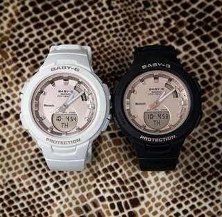 NEW! Baby-G Watch
