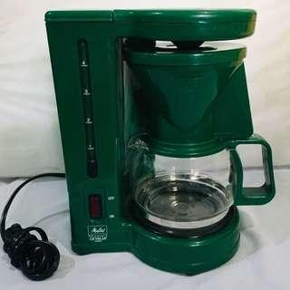 Coffee maker from canada