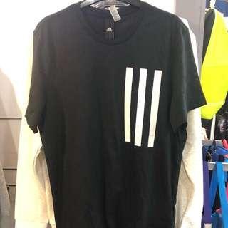 🚚 Adidas男款T恤 M號