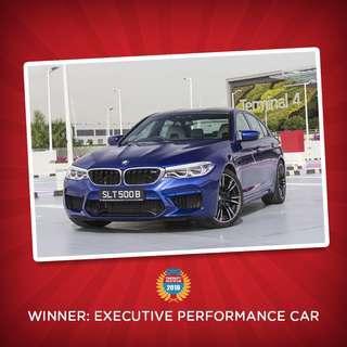 COTY 2018: BMW M5