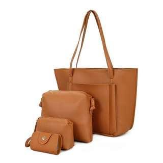 Handbag 4in1