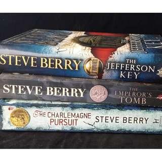 Steve Berry Novel