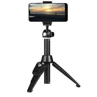 Selfie Stick with Tripod stand and Bluetooth remote control