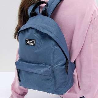 Artsac workshop blue backpack bag