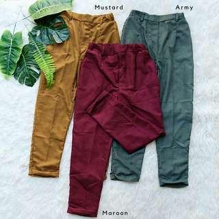 Sherina CORDUROY BASIC PANTS