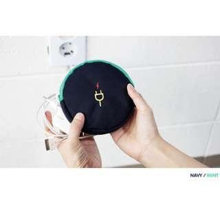 2NUL Portable/ Cable Mini Pouch