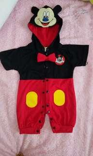 Mickey Mouse Onesie