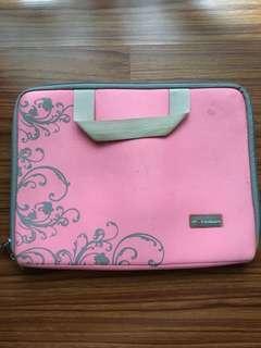 Tas mini laptop pink