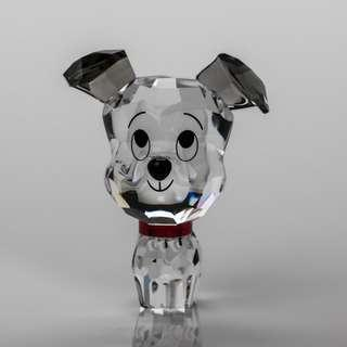 SWAROVSKI  DISNEY Cutie  Lucky DOG #5004739 New in box