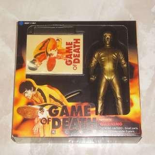 Bruce Lee Game Of Death Action Figure 1998 Hong Kong Media Asia Star TV Golden Harvest
