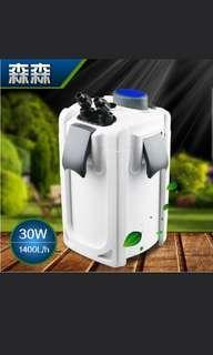 Xmas Sales!!!  Sunsun HW-703B Canister with UV Light Filter for Aquarium Fish Tank
