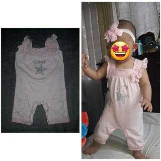 Hush Hush Pink Jumpsuit