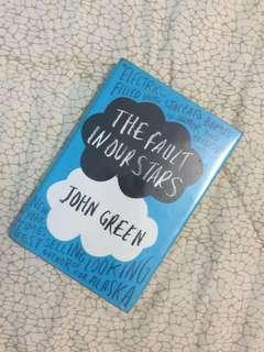 The Fault in Our Star (John Green) - Hardbound