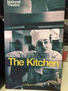 The kitchen by Arnold wesker (national theatre) (Oberon modern plays)