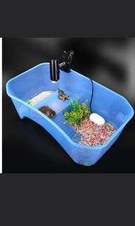 Plastic Tank for Terrapin / Tortise