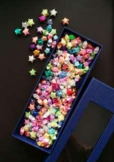 Oragami Lucky Stars