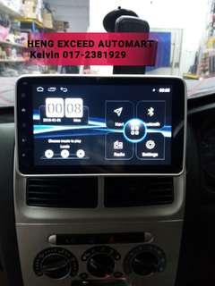 Asian Map OEM 8.1Inch Android Player For Perodua Viva