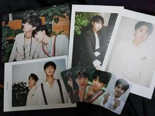[wts fast!!!] longguo & shihyun the.the.the album