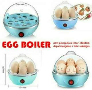 Egg Boiler Cooker Elektrik/ Pengukus/Rebus Telur BH