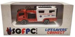 WTB / WTT SCDF Fire Medical Vehicle (FMV) SGFPC