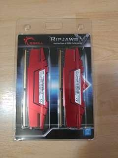100% 全新 G Skill RIPJAWS DDR 4 , 32Gb 共 2 條 16 gb 3600mhz RAM 記憶體
