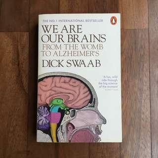 [Clearance] We Are Our Brains