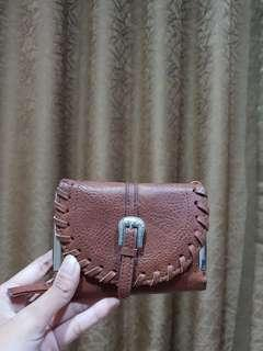 New look leather wallet