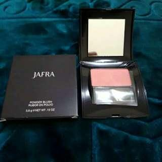 Powder blush jafra