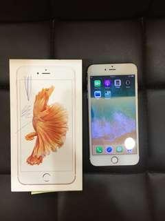 🚚 IPhone6s plus 64G 玫瑰金