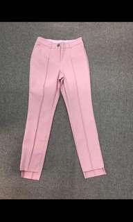 🚚 Ted Baker Pink Pants Office Look
