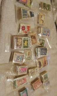 Stamp lama